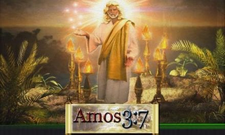 Revelation Session 02 Vision of Glorified Christ