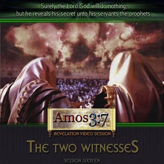 Revelation Session 16 The Two Witnesses