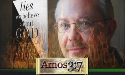 Lies Paul Young Believes About God