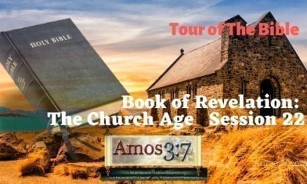 Tour of The Bible Session 22 Video