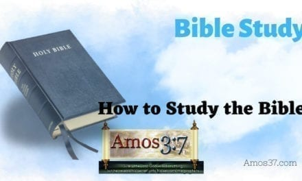 Bible Study Methods Session 1