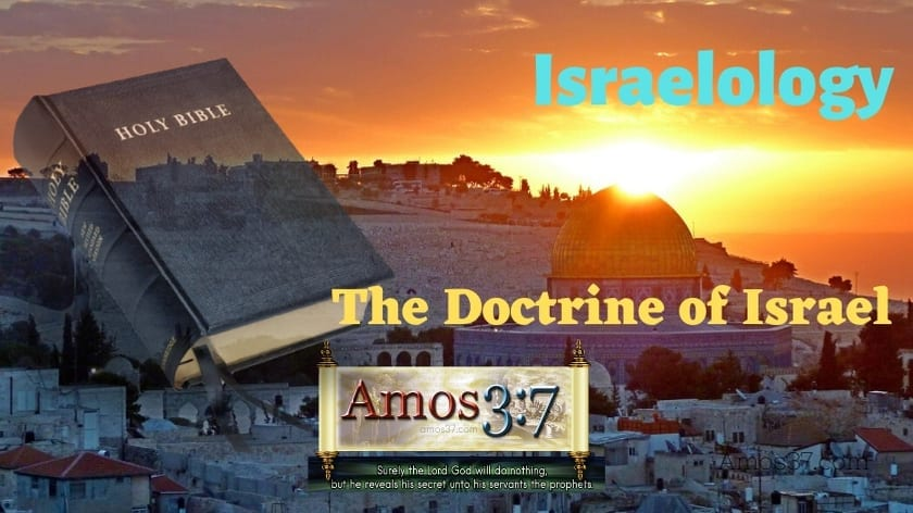 Israelology, doctrine, study of Israel, free, audio, course,