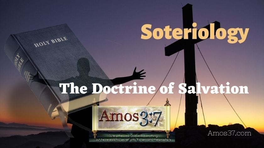 Soteriology, Doctrine, Salvation, theology, course, free,